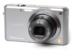 High resolution compact camera presented by Panasonic in the Lumix series: DMC-FX100. The camera comes with 12.2 mp ccd and 3.6 x optical zoom (up to 7x if used in 3 mp mode which is driven by Extra Optical Zoom technology). Other main features include 28mm lens, f/2.8 brightness, IIS, […]