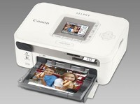 Two A5-sized compact printer released by Canon CP 740 & CP750. the printers equipped with software editing to handle red-eye correction, trimming, and sepia effect. The editing is controlled via 2-inch or 2.4-inch LCD screen. And uniquely both printer able to access data on your memory card for direct printing. […]