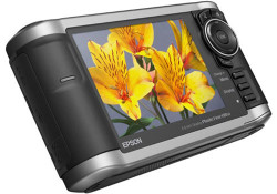Epson delivering new way in viewing photos/movies with the release of Epson P-3000. Coming with sleek and powerful features, the P-3000 support various file format include DivX, WMV9, h.264, AAC, MP3, and WMA. It also equipped with 40GB integrated memory, CF/SD card slots, and 4-inch display screen (640×480 resolutions). it […]