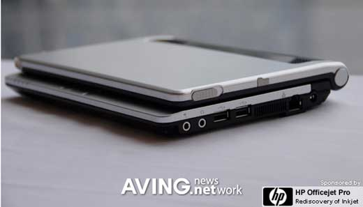 (Image: FIC UMPC CE260; Credit: AVING.net) Coming with 7-inch screen size, the new FIC UMPC CE260 weighs less than 1000gr and measure only 230 x 171 x 10 mm. What is another hot specs? it should be the VoIP feature which easily accessible through communications button on the right side […]