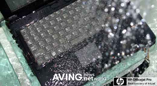 (Image: Crete ROCKY III Laptop; Credit: AVING.net) Wow wow wow, what the hell is it? designed for military equipment, the new ROCKY III introduced by CRETE during the last COMPUTEX Taipe 2007 in Taiwan. As you see the picture above, the new ROCKY III is a water-proof laptop. Its special […]