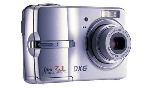 (Image: DXG-711 camera; Credit: techdigest.tv) Featuring 11MP sensors, the new DXG-711 camera available in USA for $149.99. And utilizing the camera users able to make movie at 30fps that suitable for PC viewing. The main technical specifications include 2.5-inch display screen, 3x optical zoom, 4x digital zoom, and 32MB of […]