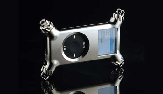 (Image: iPod Nano Titanium Case; Credit: gadgets.bligblog.com) The titanium case worth $800 (how much did you buy your nano? do not answer this stupid question). The case released by Kiwami Studios in Japan and the code name is FACTRON Re-nano case. Oh i think you do not want to remember […]