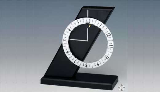 It is absolutely artistic and very imaginative. The new Slant Clock is an alternative to digital clock to give your room decoration a classical as well as modern touch. You see it has silver rotating ring with numerical faces, slanted base, and small stabilizer which is also the heart of […]