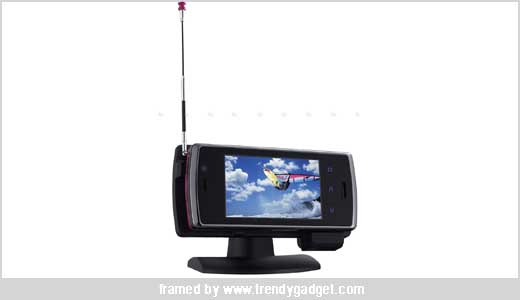 As reported by akihabaranews.com, the Sharp FullFace 913SH can be used as a TV, thank to the 1Seg TV tuner. Available in various colors such as vivid pink, black, silver, pink, green, light blue, orange and gold, the new FullFace 913SH should be available now in Japan market. The 913SH […]