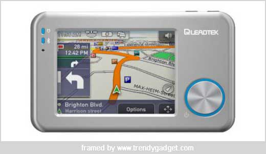Coming with SiRF Star III GPS receiver, both Leadtek LR9750 and LR9752 share the same features include text-to speech capability to pronounce street name to complete the RDS/TMC live traffic feature. As you see in the picture, the new Leadtek has scroll wheel navigation that useful to search POI with […]