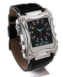 No so long ago, i posted about phone watch or watch phone such as M300 and M500 with its ability to play MP3/MP4 as well as to phone your friends through GSM networks. They came and impressed the rest of the world with its multimedia and phone function even with […]