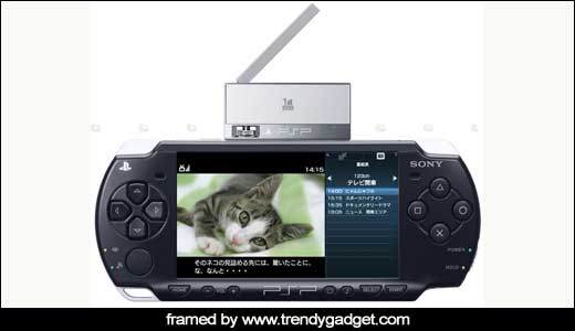 1Seg has been known as broadcasting service in Japan, in the early march i posted Portable TV EXEMODE i35 which is also supported by 1Seg Technology. Now PSP users also able to adopt 1Seg TV tuner to their PSP. Adopting this plugin make your daily gaming more dynamic and keep […]