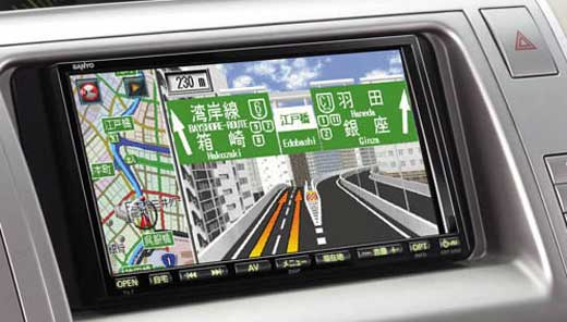 New In-Dash Entertainment system introduced by Sanyo yesterday in Japan. The system called HD1700DT and comes with tons of features such as GPS, TV tuner, TV recording, FM tuner, and RDS text support. The new HD1700DT equipped with 30GB of hard disk drive which allows its users to store any […]