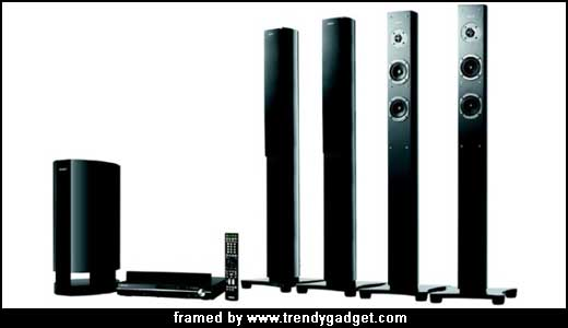 What i can tell about the wooden Sony DVD Home Theater system except the price of US $1,820. I could`t find any further specifications detail, but what make i am impressed is the vertical speaker/subwoover model, it is new and original, that`s all. But wait, according to cybertheater.com, the DAV-DZ1000 […]