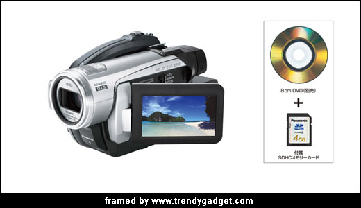 Panasonic introduced its first SD/DVD hybrid digital camcorder, HDC-SX5, in Japan. The camcorder start selling on 25 August but American must wait until 15 September to get in hand. The new HDC-SX5 able to record HD video direct to SDHC cards as well as DVD. Its main features include Intelligent […]