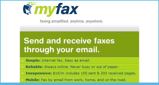 Using MyFax, you can send your office documents (Word, Excel or PowerPoint) instantly to any fax number. Did you ask how it works? When you decide to send your document to a fax number, Myfax will send your document as email to MyFax server and then they will route your […]