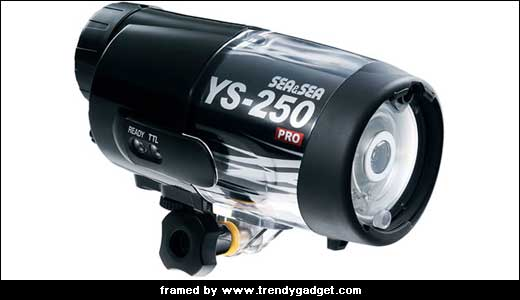 Targeting professional users, the Sea & Sea Underwater Strobe YS-250PRO powered by high-capacity Ni-MH battery that able to power up to 200 full flashes. This strobe has a white LED target light, a ready lamp, and a TTL lamp located on each side of the strobe. Other unique features include […]