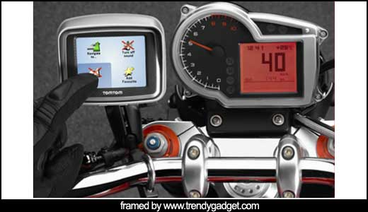 """Back in April, TomTom released its 2nd edition of GPS system for motorbike in Europe. But now American could have it for $700 as reported by Navigadget. The RAIDER 2 has set of control that easy to navigate through its touchscreen panel. """"TomTom RIDER is the first ever navigation solution […]"""