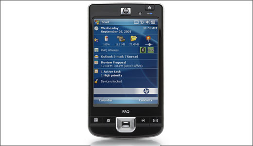 Continuing the new HP iPAQ Windows Mobile Smartphones and PDAs series, after the iPAQ 100 now lets see the iPAQ 200. The new HP iPAQ 200 Series Enterprise Handheld coming with 4-inch VGA touch screen at 640×480 resolution, integrated WiFi (can be used as VoIP handset), and Bluetooth. Without the […]