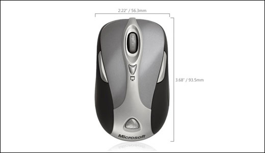 Microsoft has an excellent idea to release its Wireless Notebook Presenter Mouse 8000. The mouse has all the thing for doing presentation including slide presenter, laser pointer, and media remote control. Working on 2.4 GHz Bluetooth, the Presenter Mouse equipped with 4 way scrolling, battery life indicator, instant viewer, and […]
