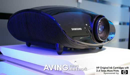 The Samsung DLP projector SP-A800B was presented during IFA 2007 in Berlin. As an HD projector, the SP-A800B supports 1920 x 1080 resolution. It also features 1080p DLP Chipset from Texas Instrument, 1000 ANSI Lumen of brightness, 10,000:1 contrast ratio, 16:9 aspec ratio, and 25 dBA of audible noise. Manufactured […]