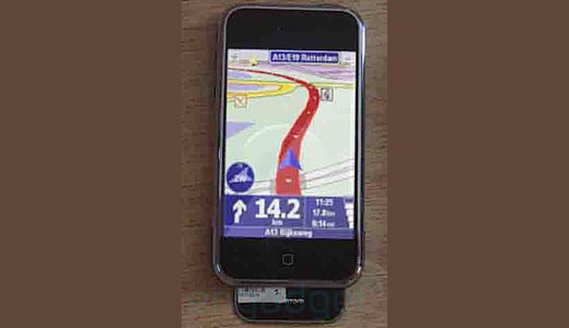 GPS module for iPhone is under development by TomTom and expected to be displayed for the public at MacWorld 2008 in January. At this time there are no details about the module, but it is seem a legitimate report for public consumption. Since the release date back in June 2007, […]
