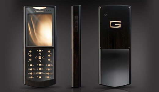 Do you know what the most expensive mobile phone available today? i know the phone what i will mention is not the most expensive one, but it is a valid try. The phone is Gresso Avantgarde Black Diamonds that its navigation keys are made of gold and paved with 4 […]