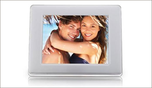 Samsung join the digital photo frame market by releasing the SPF-83V wireless photo frame. This 8-inch frame able to display your photo at 800×600 pixel resolution. Coming with 64MB flash memory, the SPF-83V also features 5-in-1 card reader, USB ports, and WiFi. Other features include 200 cd/m2 brightness, 500:1 contrast […]