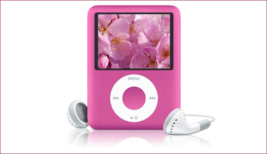 Available at Apple store, the new 8GB pink iPod nano costs at the same price and has the same features just like the other new iPod nano. Yes this new baby allows you to put music, movies, and TV shows in your sweetheart's pocket. Find The Best Valentine's Day Gifts […]