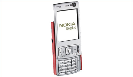 Nokia ready to celebrate valentine day by releasing the red version of its N95. The red N95 available at letstalk.com along with the black and bronze model and has the same price of $699. The features are exactly the same, includes: * Up to 160 MB inbuilt memory * Large […]