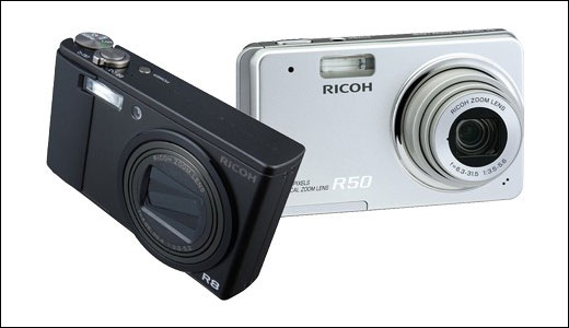 Ricoh, long time no see, has new item on its digital camera product line: R8 and R50. Both camera boasts 10MP sensor and will be available next month in Japan. The R8 feature 7.1x optical zoom, 2.7-inch LCD, and costs $460. On the other side, R50 support only 5x optical […]