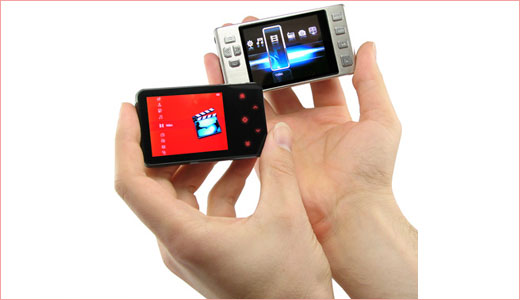I know this video player can not insert to your wallet, but i think it is small enough for your pocket. This credit card size video player comes with 2GB built-in memory and available in two LCD size: 2.4-inch or 2.8-inch. Product Features: Mini Media Players Handle Video, Audio and […]