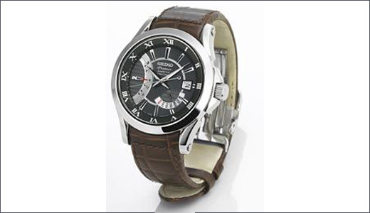 "Seiko to present its new Premier collection ""Kinetic Direct Drive"" watches during the next Baselworld 2008 starting on April 3rd. The watches is expected to be available in stores in June 2008. The 2008 Premier design is a subtle evolution of its 2007 predecessor. The case is sculpted with a […]"