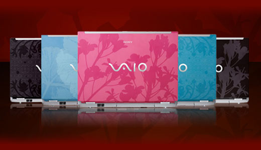 Sony has new equipment for whoever proud about styles. Now you can express your style through your VAIO laptop, thank to the VAIO Graphic Splash. The new graphic splash is unique but available in limited edition. VAIO Graphic Splash is a unique line of limited edition notebooks that break convention […]