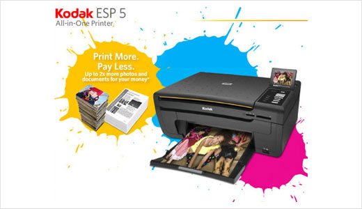 Coming with sleek design, the new Kodak ESP 5 All-in-One Printer offers print, scan, and copy functionalities. Promises to deliver low cost printing, the ESP5 can save you money up to 2x more photos and documents with the same cost of other printing devices. Kodak ESP 5 Printer equipped with […]
