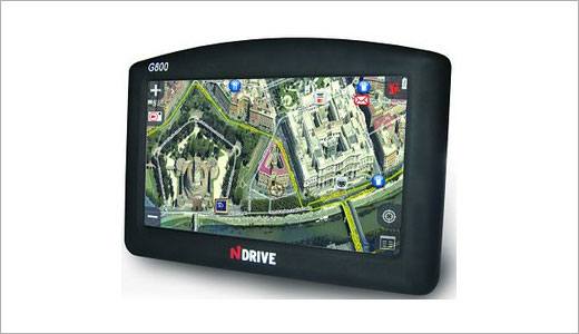 Pre-loaded with UK & Ireland maps, the new NDrive G800 is mentioned as the world's first GPS navigator that utilizing real photos. And as additional features, the device also equipped with multimedia player, FM transmitter, Games, and Calculator. Technical Details System * CPU: Centrality Atlas-III 372MHz * SDRAM: 64 MB […]