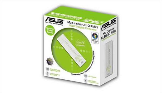 Also compatible with the famous Eee PC, the new Asus My Cinema-U3100Mini just need a USB slot to start showing TV shows on your screen. Catering to users who need an easy way to watch and record digital TV on PCs and laptops, ASUS, provider of top-notch multimedia devices, has […]
