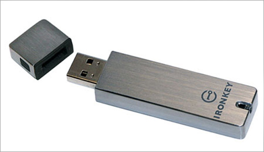 The 8GB model of IronKey secure USB drive just announced recently. It means double the size its last model which has only 4GB capacity. Designed with military level of security, all user data inside the drive is encrypted. $299. If a thief tries to break into an IronKey and exceeds […]