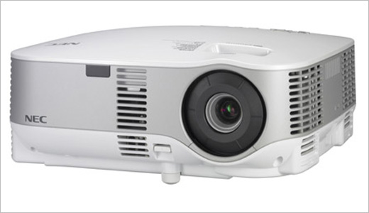 Targeting educational and business market, the new NEC NP905 projector equipped with wireless networking and MPEG2 playback from USB devices. I don't mention that the NP905 suitable for home theater uses, but this projector provides HQV (Hollywood Quality Video) technology for higher quality images. Other features include 3,000 ANSI lumens, […]