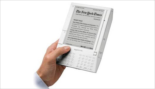 Amazon Kindle, the revolutionary electronic-paper display, currently available from Amazon.com. As we know, this reader already available for some times since it's restocked, but as the demand continue growing, it could be out of stock again. Buy now