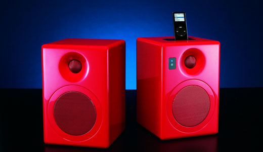 """The new iN Studio 5.0 Smart Speakers from Sierra Sound features dynamic analog amplifier that offers a full 50 watts of power. The speaker also equipped with various connectivity ports including the iPod dock. """"We like to think of smart speakers as those that help people get the most from […]"""