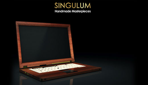 Nothing special about the Singulum laptop except its fashion. Decorated with wooden finish and ivory or gold keyboard, the 15″ laptop running on 2GHz Intel Core 2 Duo and configured with plenty of RAM at 2GB, and huge storage of 160GB Serial ATA. Running on Windows Vista Business OS, the […]