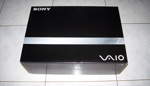 I spent $2,200 to get the new Sony Vaio Z12GN/B from VAIO ATMCOM store (local Sony dealer) at Ratu Plaza, Jakarta, and I thing I am the first customer of Z series in Indonesia, sure they called me as soon as this sleek, lightweight and powerful laptop arrived. Since Sony […]