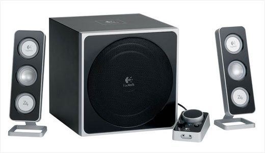 Compatible with PC and Mac, the new Logitech Z-5 stereo speaker utilizing omnidirectional acoustics to deliver wider sweet spot. It uses forward- and backward-firing drivers to transmit sound in all directions so you can enjoy your favorite music from every corner of your room. The Z-5 is expected to hit […]