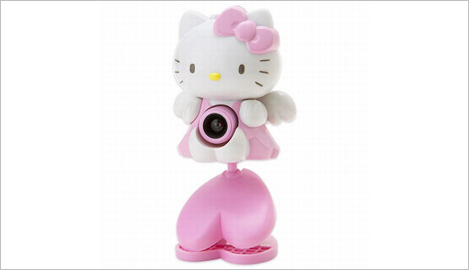 It's time to say hello to Kitty fans. Now I want to buzzup the new Hello Kitty Webcam just for you becouse I like it. Featuring 1.3 MP sensor, this webcam able to capture video at 15fps with 640×480 resolution. Sure, it connects to your laptop through USB. Coming with […]