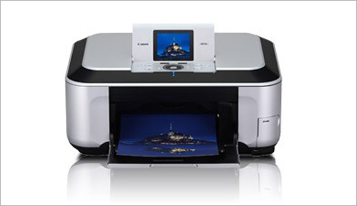 The PIXMA MP980 is the new printer from Canon that expected to be available in October 2008 with retail price about $300. Designed as Photo All-In-One Printer, the device comes with 3.5″ TFT screen and features the new ChromaLife100+ 6-color ink system. Regarding speed, the MP980 able to print 4″ […]