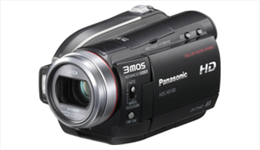 The new HD camcorder from Panasonic, HDC-HS100 was announced last month along with the new HDC-SD100. Both camera are already available in the market and mentioned as the first to use Panasonic's new 3MOS system. This new system promises to offer great colour reproduction and image quality even in low […]