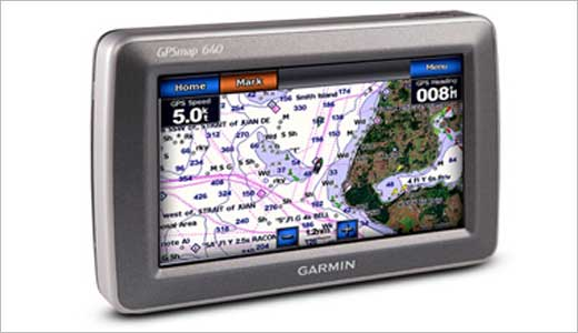 The new Garmin GPSMAP 640 has an expected-price of $1,200. Designed for road warrior as well as sea explorer, the GPSMAP 640 has 5.2-inch WVGA touchscreen and preloaded with North America Maps and U.S. coastal BlueChartg2 charts. Other details on the GPSMAP 640 – XM WX Sattelite Weather provided by […]