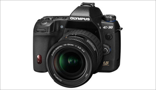 The upcoming Olympus E-30 DSLR camera has been leaked out around the net. This mid-range DSLR digital camera is reported to comes with 12.3 MP sensor, 11-point autofocus, up to 3,200 of ISO sensitivity, swiveling LCD, and more. Expected to hit stores in January, the body of E-30 will be […]