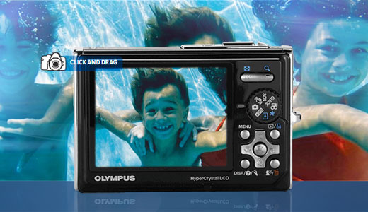 After several waterproof digital cameras I mentioned before, I think the Olympus Stylus 1050 SW is just the real thing what I want. Looks like a common digital camera, the 1050 SW is designed to be Shockproof (5ft.), Waterproof (10ft.), Freezeproof (14°F/-10°C) and overall Lifeproof at the same time. Other […]