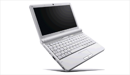 The first Lenovo's netbook 'IdeaPad S10e' introduced in Japan with $590 price tag. The netbook comes with white body and measures 250×196×22~36mm at 1.38kg. Featuring 10.1-inch wide screen with 1,024*600(WSVGA) resolution and 16:9 ratio, the IdeaPad S10e runs on Windows XP Home Edition and configured with 1GB memory, 160GB HDD […]