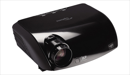 Adopting Philips' VIDI technology and configured with TI's 0.95-inch 1080p DMD chipset, the new Optoma EP1080 can project images/video at 1,920 x 1,080 resolution. This full HD projector also features 3,600 Ansi Lumen of brightness, 2,200:1 contrast ratio, HDMI port, DVI-D, S-Video, IR receiver and more. The EP1080 was launched […]