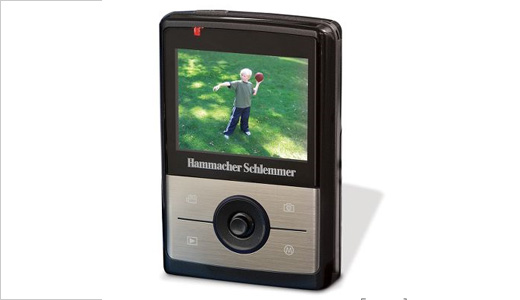 This HD camcorder is designed to transfer videos and and still pictures automatically to computer through USB connection when placed in its dock. The camera able to take video at 1280 x 720 resolution with 30 fps and can capture still image at 3200 x 2400 resolution. Coming with 2x […]