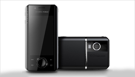 The world's first dual SIM Android phone will be shown off by General Mobile next month during the 2009 Mobile World Congress in Barcelona. Known as DSTL1, the phone to ship in Q3 2009.
